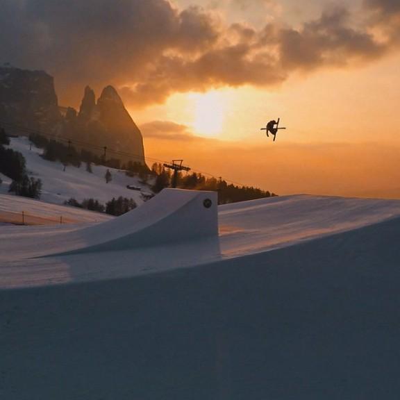 Southtyrol Italy Ski