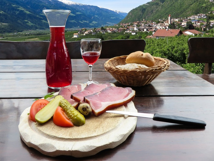 Southtyrol dishes