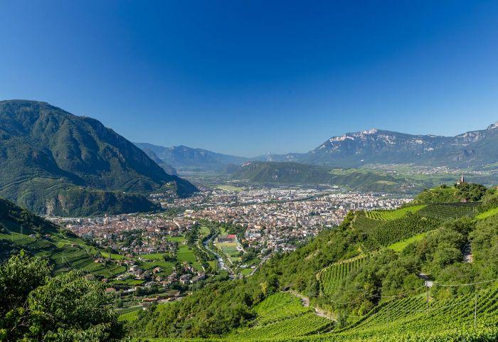 Bozen South Tyrol