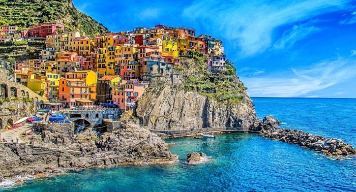 Italia Tour Cinque Terre