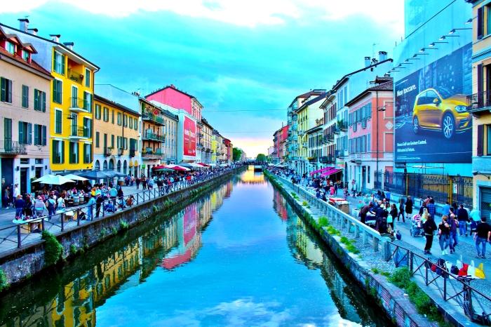 Milano Navigli Tour