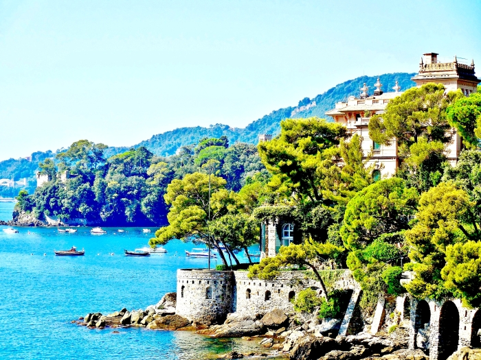 Italy Tour Santa Margherita