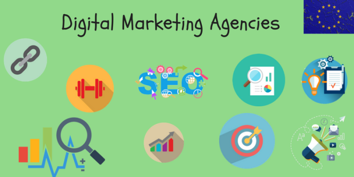 Digital Marketing Agencies Europe