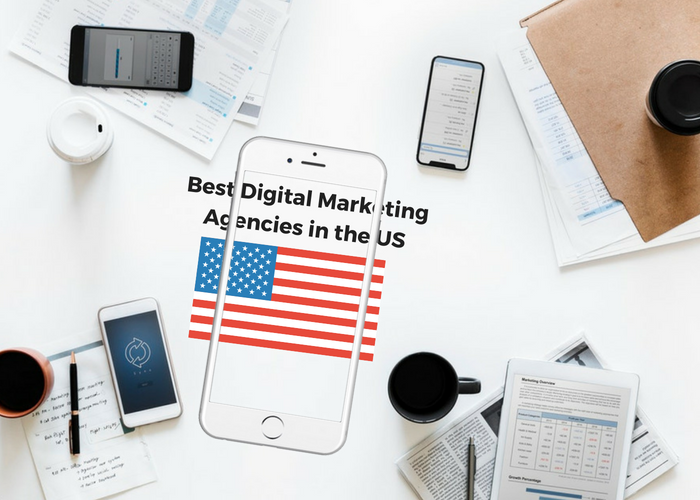 Best Digital Marketing Agencies in the US