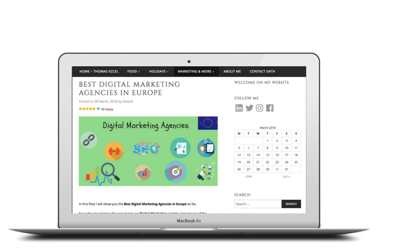Best European Digital Marketing Agencies