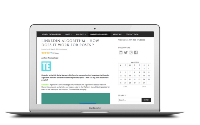 LinkedIn Algorithm how works