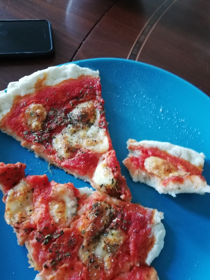 Italian Gluten Free Pizza Recipe