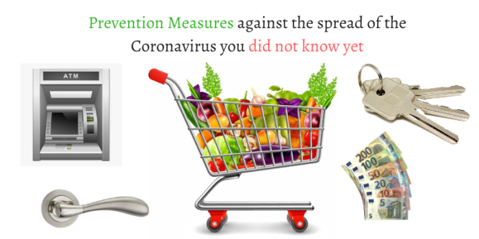 All prevention measures coronavirus