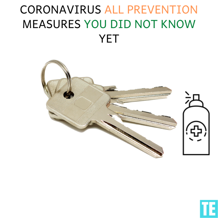 Coronavirus All Prevention Measures You Did Not Know