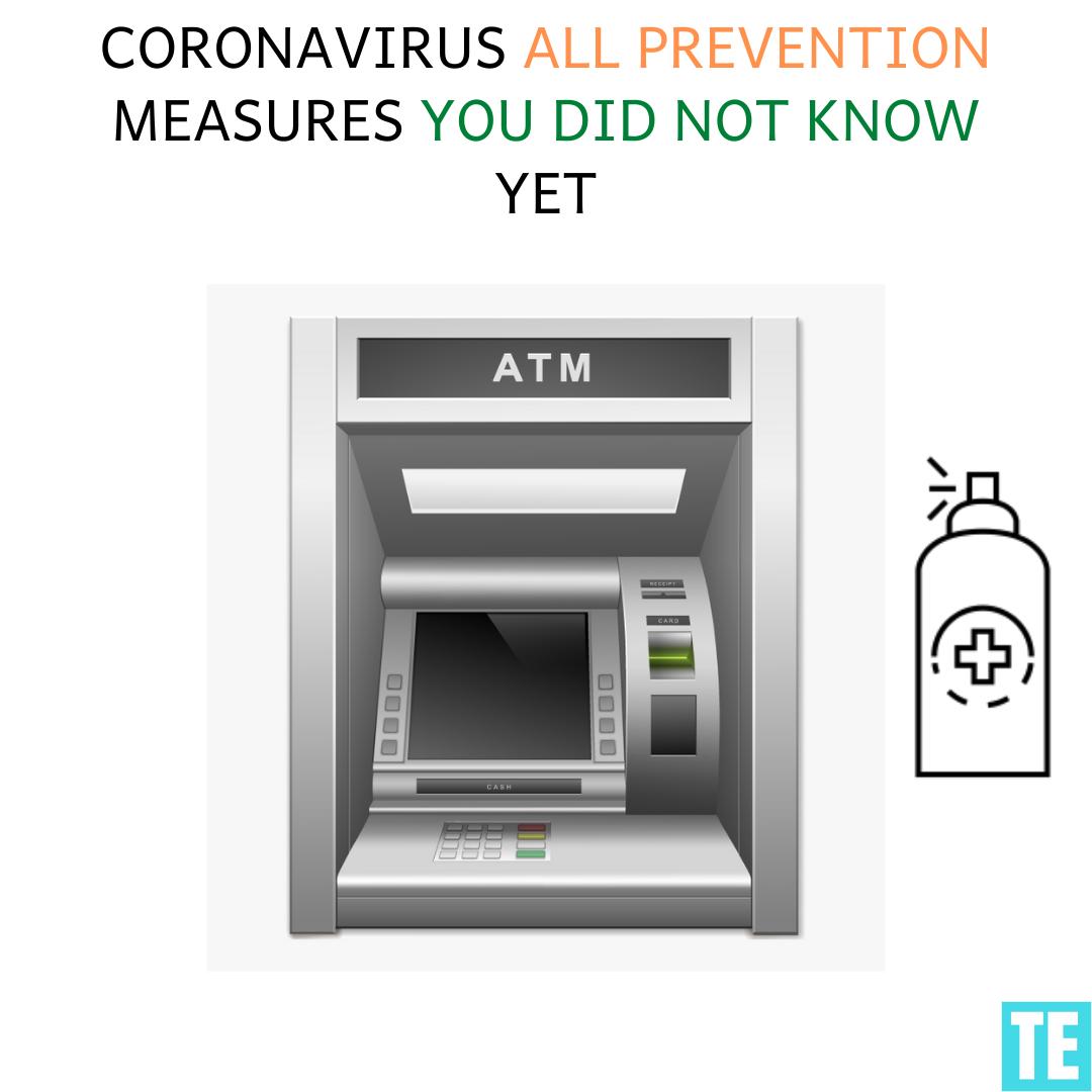 ATM Coronavirus