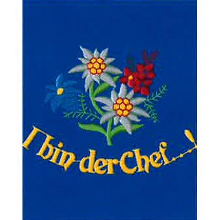 Tiroler Schurz bin der Chef